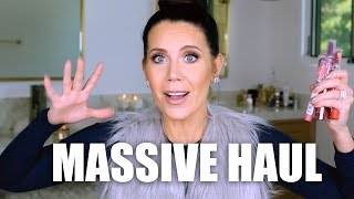 MASSIVE DRUGSTORE MAKEUP HAUL