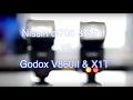 Godox V860II-s & X1T vs Nissin di700a-s Air 1 Review