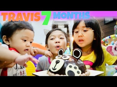 TRAVIS @ 7 MONTHS