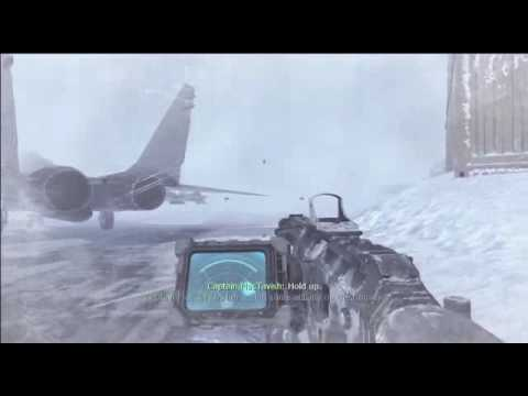 Call Of Duty 6 Modern Warfare 2 Gameplay [hq] video
