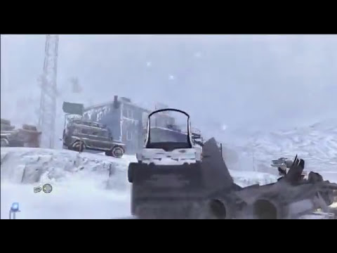 Call of Duty 6 Modern Warfare 2 Gameplay [HQ]