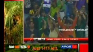 Pakistan vs England 2nd T20 Highlights Dubai 2010 - Cricket part 3 of 5.mp4