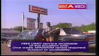 Ernest McGhee for Rent A Wreck car rental - Dallas Texas