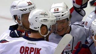 Three Stars players hesitate to play the puck, Capitals score