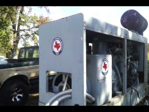 OTHER EQUIPMENT Genset in Carthage, TX