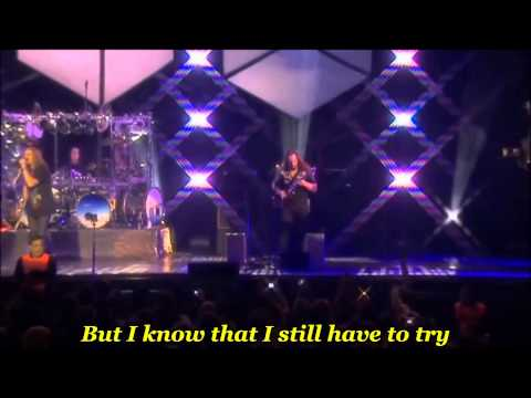 Dream Theater - The Spirit Carries On ( Live At Luna Park ) - With Lyrics video