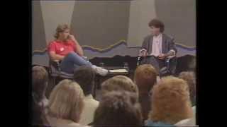 Ian Botham 1986 Interview (Open To Question Q&A Children's BBC)