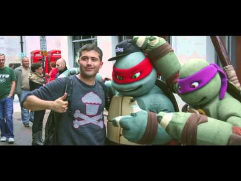 Johnny Cupcakes x Teenage Mutant Ninja Turtles