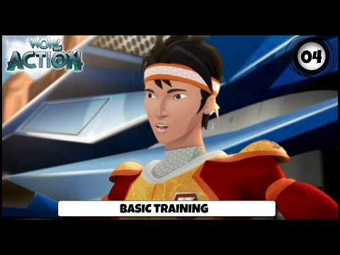 Vir presents Hot Wheels Battle Force 5 | Ep 4 - Basic Training | Action shows for kids