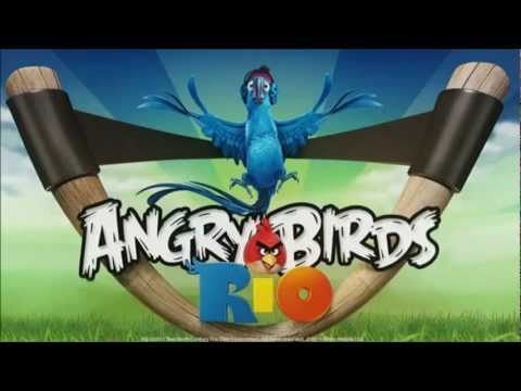 Angry Birds Rio - Samba Theme (+ Ambients) video