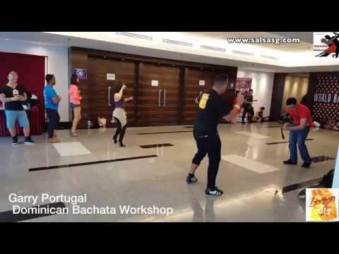 Garry Portugal Domnican Workshop @ World Bachata Festival Kula Lumpur (www.worldbachatafestival.com)