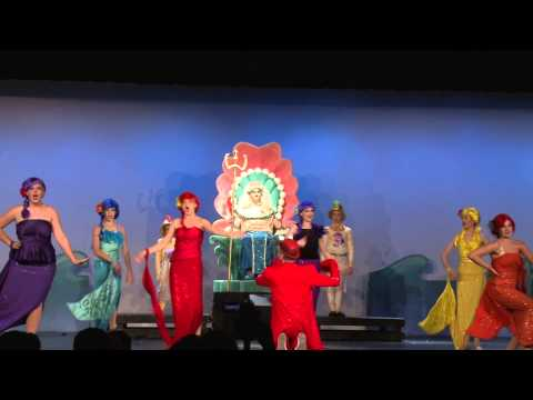 20130726 Little Mermaid - Daughters of Triton