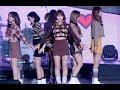 171214 SBS 러브FM 콘서트 하트 쉐이커(Heart Shaker) 모모 직캠 (TWICE MOMO)