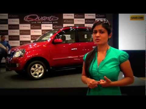 Mahindra Quanto launch.mov