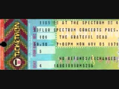 Grateful Dead - Althea 11-5-79
