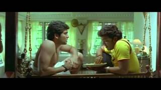 12 AM Madhyarathri - Ganesh and Diganth's Comedy Scene || GaaliPata Movie Scenes || Diganth, Rajesh Krishnan