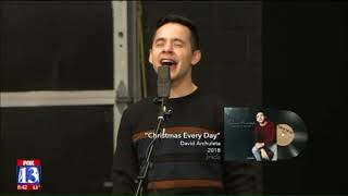 David Archuleta Sings Christmas Every Day A Fox13ut 20181101