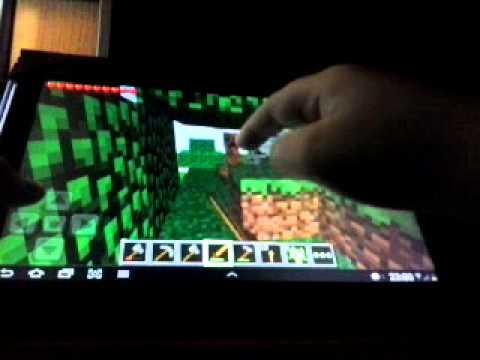 как снять майнкрафт на видео на планшете #11