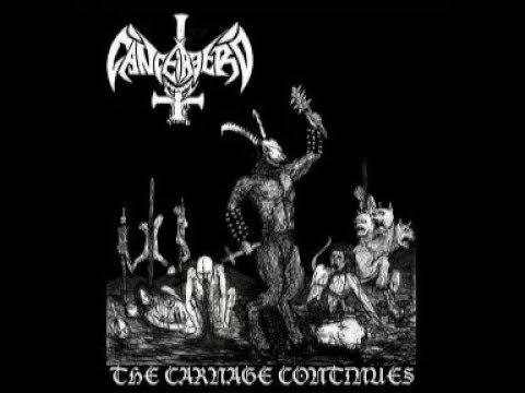 Cancerbero - Devastating Force of Evil (Demo : The Carnage Continues)