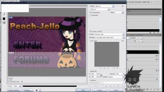 Tutorials - How to Creat A Rollover Image!!