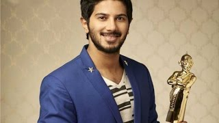 Dulquer Salmaan Wins The Vikatan Awards For Best Debutant Actor In Tamil