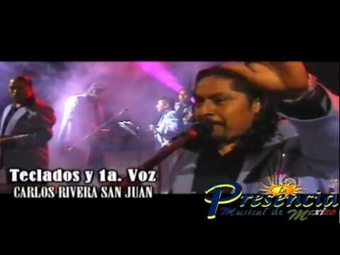 LA PRESENCIA MUSICAL DE MEXICO DE CARLOS RIVERA-MARIA SALOME...