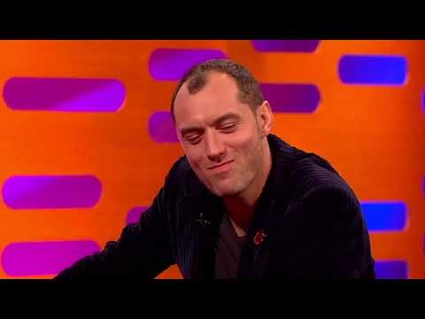 Lady Gaga's Amazing Sex Metaphors - The Graham Norton Show