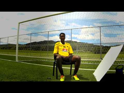 Wellington Phoenix - Player Profile - Nathaniel Hailemariam
