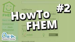 Howto: FHEM Grundeinstellung
