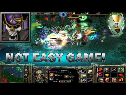 Zevz. Freestyle DOTA 1 - King Leorik | Not Easy Game!