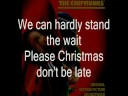 'Hula-Hoop Christmas'  +Lyrics Alvin & the Chipmunks