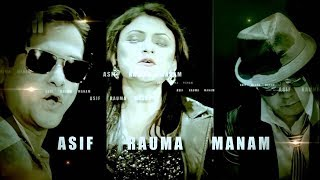 Manam Ahmed feat. Asif & Rauma । Ki Chao Tumi । Official Music Video