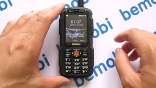 Защищенный Land Rover A12 (Discovery) CDMA+GSM +ТВ - Видео обзор