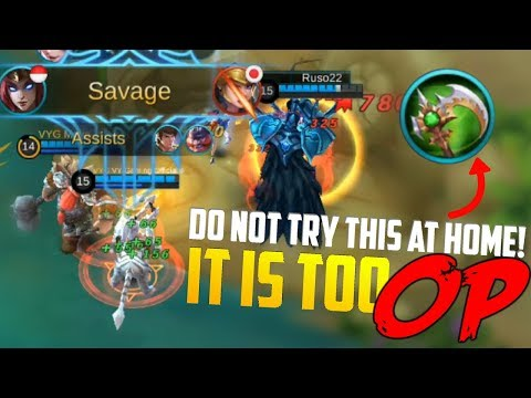 IRITHEL WORLD FIRST SAVAGE PENTA-KILL! (MUST WATCH!) MOBILE LEGENDS IRITHEL RANKED GAMEPLAY