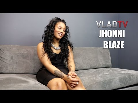 Jhonni Blaze On Learning Her Man Got 5 Women Pregnant At Once video