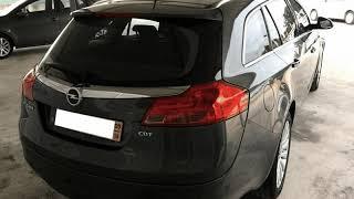 Opel Insignia  ST 2.0 CDTI para Venda em Carmisio Automóveis . (Ref: 559224)