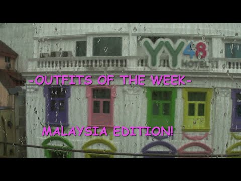 Outfit Of The Week | MALAYSIA
