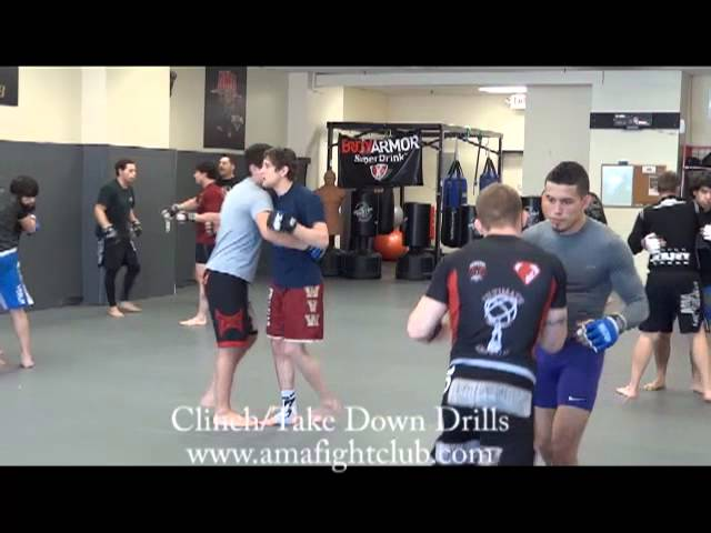 MMA In New Jersey: AMA Fight Club