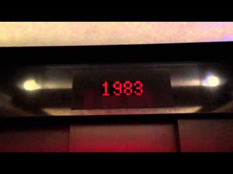 """""""Time Travelling"""" Elite Lift at London Transport Museum, Covent Garden"""