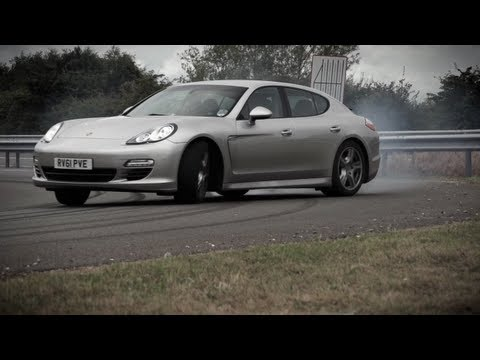 Resident Evil? Diesel power in a Porsche Panamera - CHRIS HARRIS ON CARS