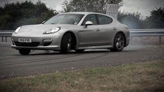 Resident Evil? Diesel power in a Porsche Panamera - /CHRIS HARRIS ON CARS