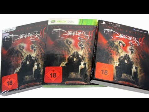Uffruppe #38 - Unboxing The Darkness 2 Limited Edition
