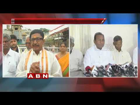 TDP MP Murali Mohan comments on YSRCP MPs Resignation