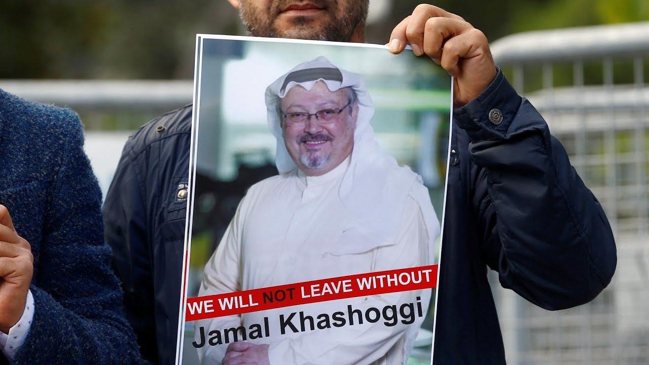 Political tension over missing Saudi journalist