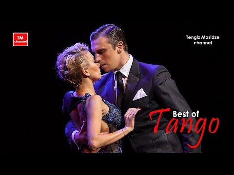 Tango Poema. Sergey Kurkatov and Yulia Burenicheva  with Solo Tango Orquesta Tipica.  2016.