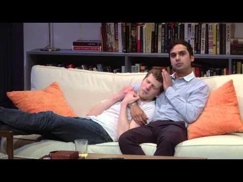 THE SPOILS Trailer featuring Jesse Eisenberg and Kunal Nayyar