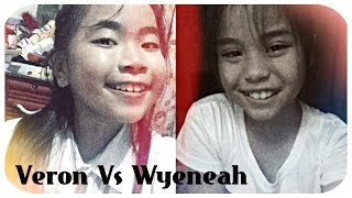 Veronica White VS. Wyeneah Verceles || Musical.ly Videos|| iPad Muser ||