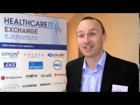 Alex Hay, Head of IT Programmes, IM&T, University Hospital of South Manchester:  Learning