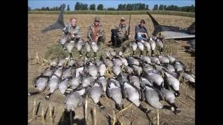 "Amazing Canada Goose Hunting- ""Shoot The Core"" BSO"