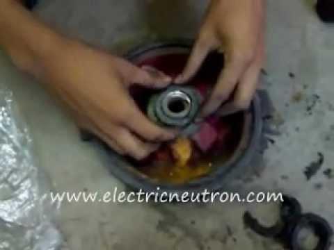 Как заменить камеру в водяном насосе